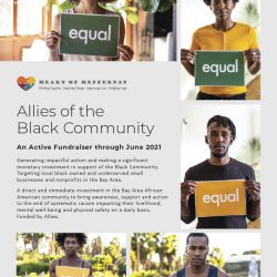 Allies of the Black Community